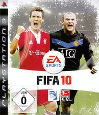 --  FIFA 10  --    Top-Game  -  PS3  -  deutsch  -  komplett