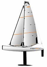 DragonFlite 95 950mm / DF95 Class RC Sailboat/ Plug N Play (No Radio Included)