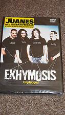 Ekhymosis Unplugged DVD New & Sealed latin rock