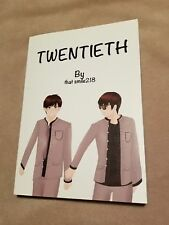 TVXQ Fansite Photobook TWENTIETH! by that_smile218 tohoshinki Yunho Changmin
