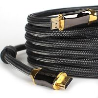High Strength HDMI 2.1 Ultra-HD UHD 8K 4K Cable Code W/ Audio &Ethernet Cord Lot
