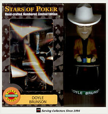 *Pokers Stars Bubble Head-- Poker Star Doyle Brunson