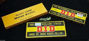 KAWASAKI VN 1500 Mean Streak - Chaîne de distribution DID (ou MORSE) - 68114144