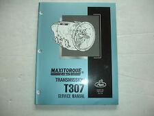 Mack Maxitorque ES T307 Factory Transmission Shop Service Repair Manual OEM