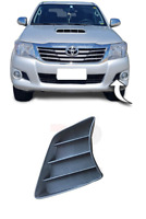 FOR TOYOTA HILUX 2012 - 2016 NEW FRONT BUMPER LOWER SIDE GRILLE LEFT N/S