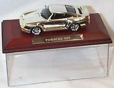 Corgi Porsche Diecast Cars