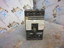 Square D Kal36125 Series 2 125 A 3 P 600 Vac 250 Vdc Circuit Breaker