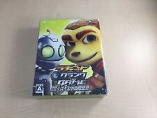 Ratchet & Crank THE GAME Super Special Limited Edition - PS4 Japan