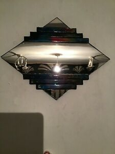 Art Deco mirror handcrafted design