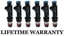 Genuine Delphi Set Of 6 Fuel Injectors For Pontiac Buick Chevy 3.4L 3.1