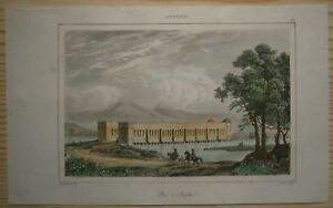 1838 print JULFA, NAKHICHEVAN, AZERBAIJAN (#23)