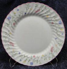 "Johnson Brothers Summer Chintz Dinner Plate 10 1/2"" Green Mark Juli Holland NICE"