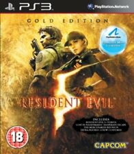 Resident Evil 5: Gold Edition (PS3) VideoGames