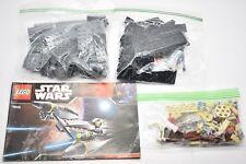 Lego Star Wars Episode III General Grievous Starfighter #7656 Loose Set 2007