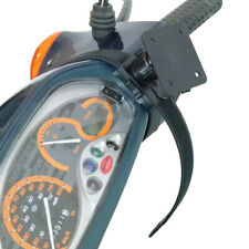Roller / Motorrad Kragen Befestigungsplatte Für TomTom RIDER 410 GPS Navi
