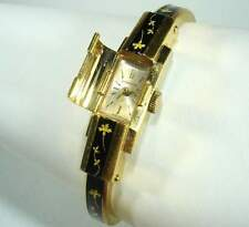 Vintage European BRACELET watch - CONSUL Swiss Ladies 17 Jewels Mechanical wind