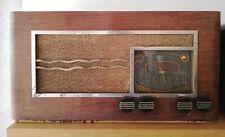 Radio antigua de valvulas ASTER RADIO, FUNCIONA CORRECTAMENTE - AM