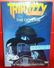 DVD THIN LIZZY - THE OUTLAW - THE STORY - SEALED SIGILLATO