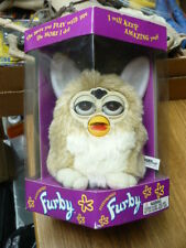 Generation 2 Bear Furby with Brown Eyes-New sealed box