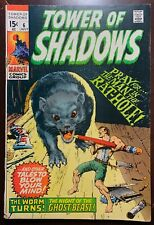 Tower Of Shadows #6 Man in the Rat-Hole 1970 G