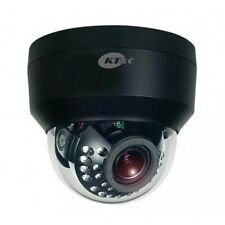 KT&C High Performance 960H 750TVL Indoor Night Vision Dome Camera OSD Dual Power