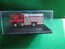 OXFORD DIECAST FIRE ENGINE (1:76 SCALE) BOXED LOT B38