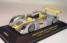 Ixo 1/43 Audi R8 Team Joest Le Mans 2001 Aiello/Capello/Pascatori OVP #2257