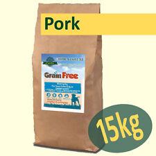 15kg *Grain Free* Working Dog Food PORK, SWEET POTATO & APPLE
