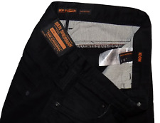Ben Sherman Icon Black Straight Fit Designer Jeans VGC 30W 30L