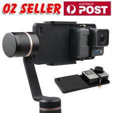 For DJI Osmo Gimbal Zhiyun Adapter GoPro Hero 6/5/4 SJCAM Xiaomi YI4 Mount Plate