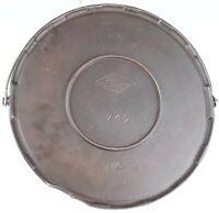"""Vintage """"Diamond ERIE"""" Logo Griswold No 14C (741) Cast Iron Bail Griddle"""