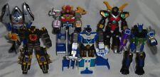 "Power Rangers 6 x 5"" Megazord Action zords predazord solarzord Galaxy Thunder"