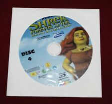 Shrek 4 Forever After 3D Blu-ray Disc Only DreamWorks Samsung Exclusive New
