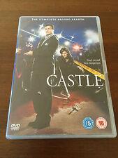 CASTLE SEGUNDA TEMPORADA COMPLETA - 6 DVD - 974 MIN - EN CASTELLANO, INGLES,...