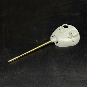 1/72 Metal Barrel for Trumpeter 07285 Chinese Type 59 Mid Tank Model Accessories