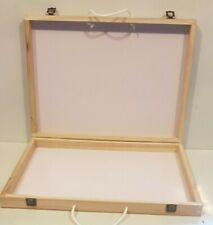 More details for 1pc durable roti flour box chappatti box atta box premium quality 54cmx39cmx7cm