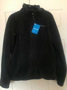NEW Women's Columbia Fleece Zip Up- Large