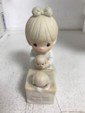 "Precious Moments Figurines ""Always Room For 1 More"" 1988"