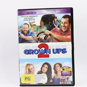 Grown Ups 2 Adam Sandler 2014 DVD R4 Movie Good Condition