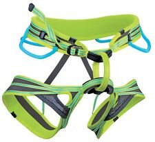 "50% OFF RETAIL Edelrid Atmosphere Mens LARGE climbing Harness 33-39"" waist NEW"