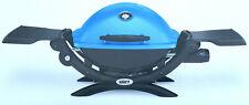 Weber Gasgrill Q 1200 Blue blau neu ovp