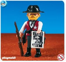 Playmobil 7661 Sreiff cowboys western series NEW never used figure toy 105