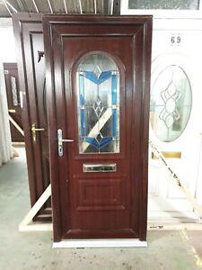 Upvc Front Door 900mm X 2040mm