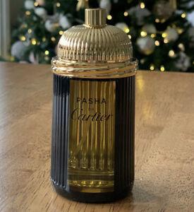 Cartier Pasha Noire EDT Limited Edition For Men 3.3 Oz / 100 ml (New Tester)