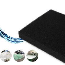 40*30*2cm Aquarium Biochemical Filter Schwamm Filtermatte Tank Teich Neu