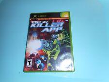 Microsoft Xbox Tron 2.0 Killer App CIB VG Free Shipping!!!