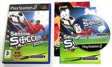 Sony PLAYSTATION 2 PS2 SENSIBLE SOCCER 2006 Codemasters SLES-53810