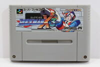 Rockman X3 Mega Man SFC Nintendo Super Famicom SNES Japan Import I6928