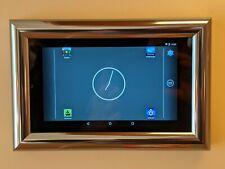 Wall Mount Google Nexus 7 Tablet - Customized to run w/o Battery - PLEASE READ!