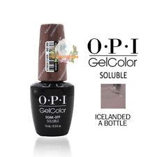 OPI Gel Color Soak Off Soluble Nail Polish - I53 ICELANDED A BOTTLE